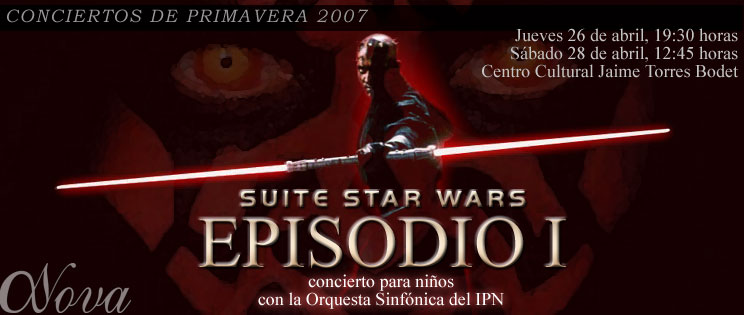 Star Wars: Episodio 1 - OSIPN (2007)